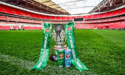LEAGUE CUP: Leicester City v Liverpool