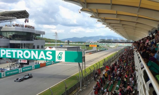 FORMULA ONE: Malaysian Grand Prix