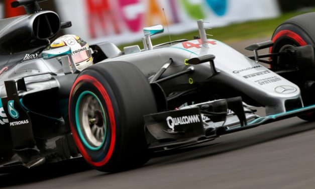 FORMULA ONE: Mexican Grand Prix