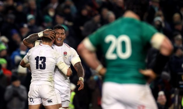 SIX NATIONS: Is that the championship wrapped up?