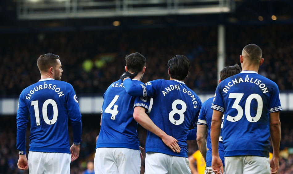 PREMIER LEAGUE Weds: Everton v Man City