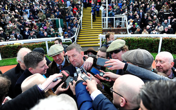 GAVIN CROMWELL: Come September set to take her chance in Gowran