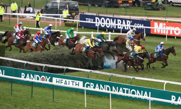 2021 Grand National Weights