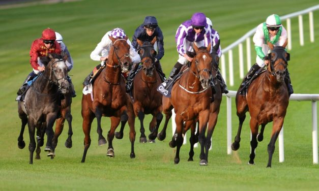 SHAMROCK Thurs: Leopardstown NAP