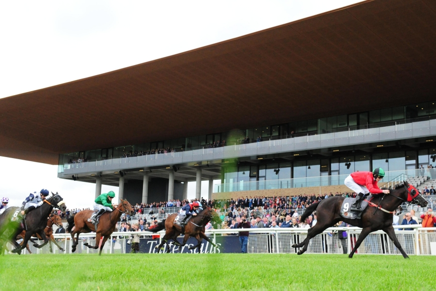 SHAMROCK Thurs: Curragh NAP