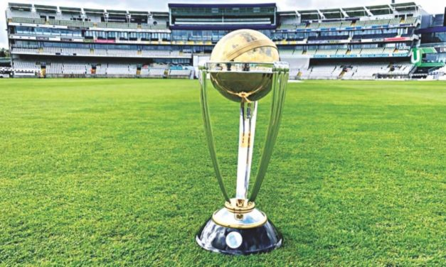 CRICKET WORLD CUP Thurs: Australia v West Indies