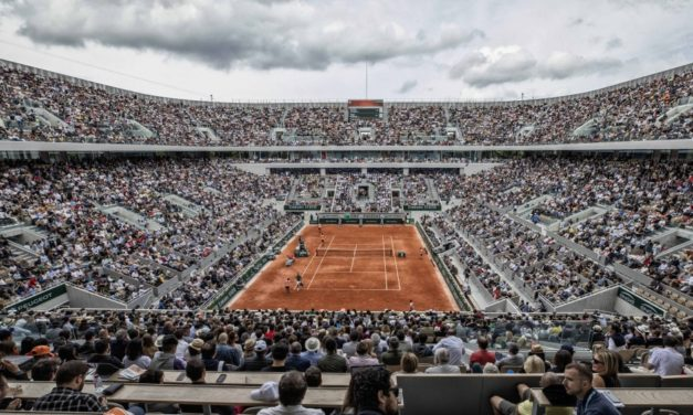 MATCH POINT: French Open Mens
