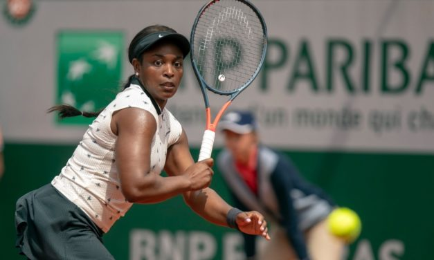 MATCH POINT: French Open Womens