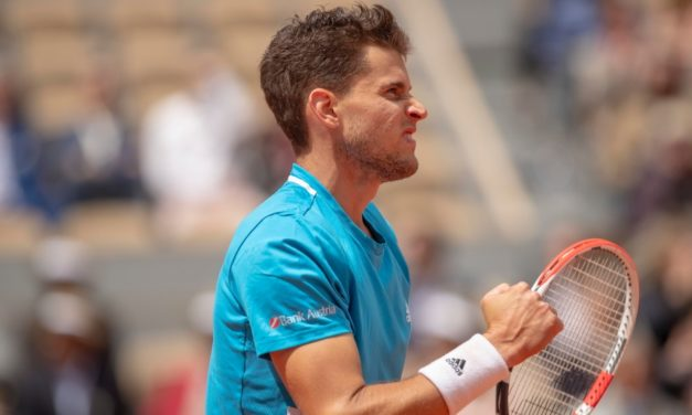 MATCH POINT: Time for Thiem ?