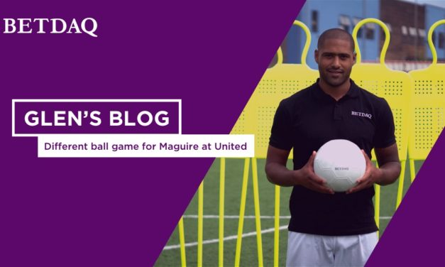 GLEN JOHNSON BLOG: Different ball game for Maguire at United