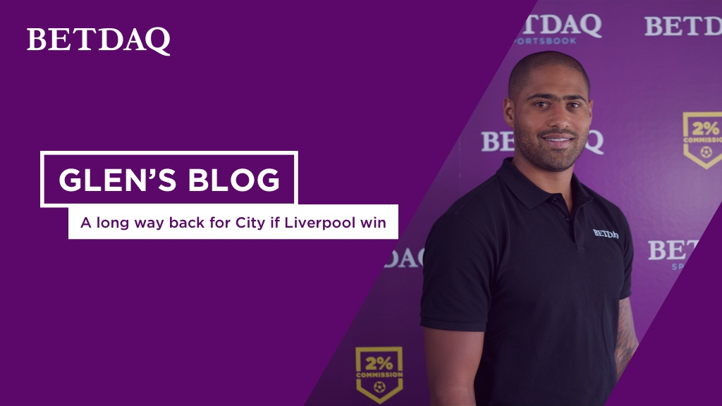 GLEN JOHNSON: A long way back for City if Liverpool win