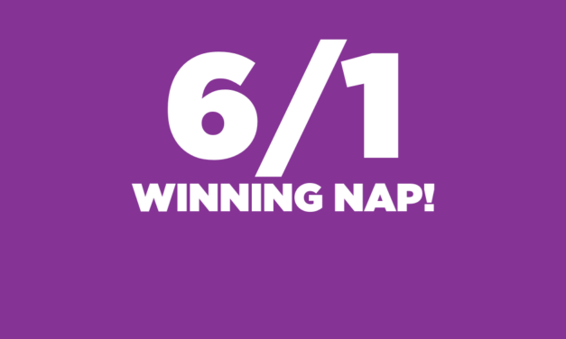 DAQMAN Fri: Sandown NAP