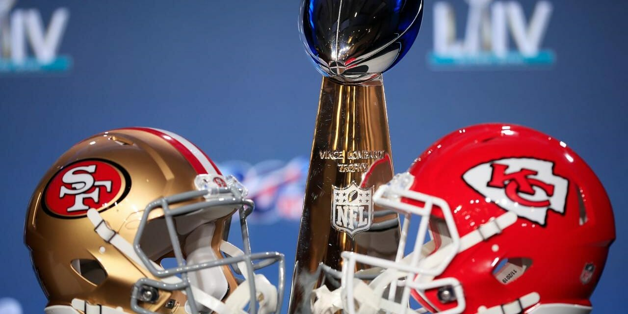 Super Bowl LIV: San Francisco 49ers vs. Kansas City Chiefs