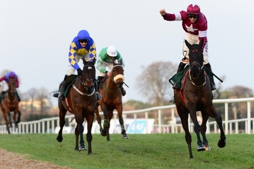 DONN MCCLEAN: Delta Work the one for me in Gold Cup