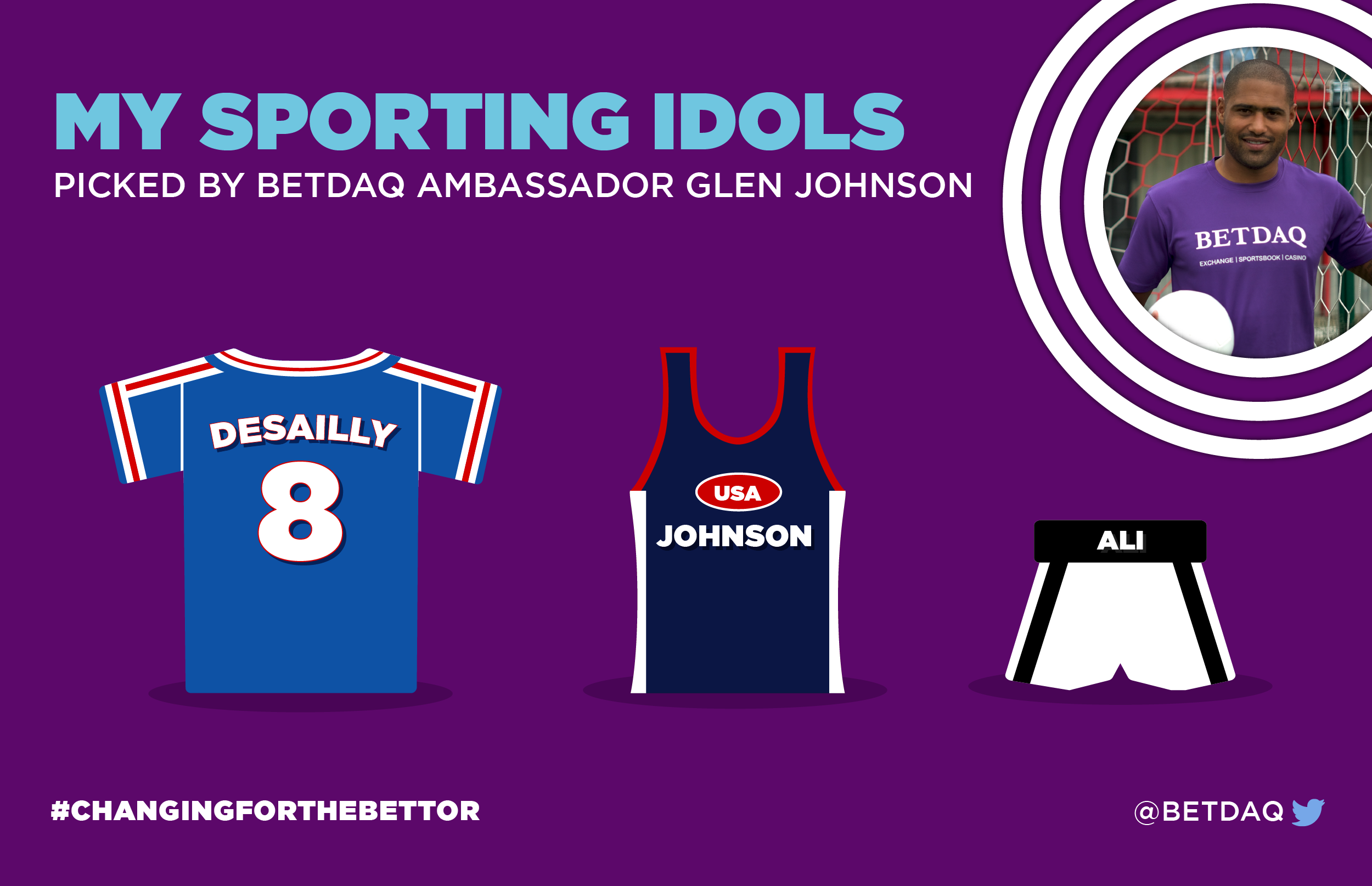 glen johnson idols