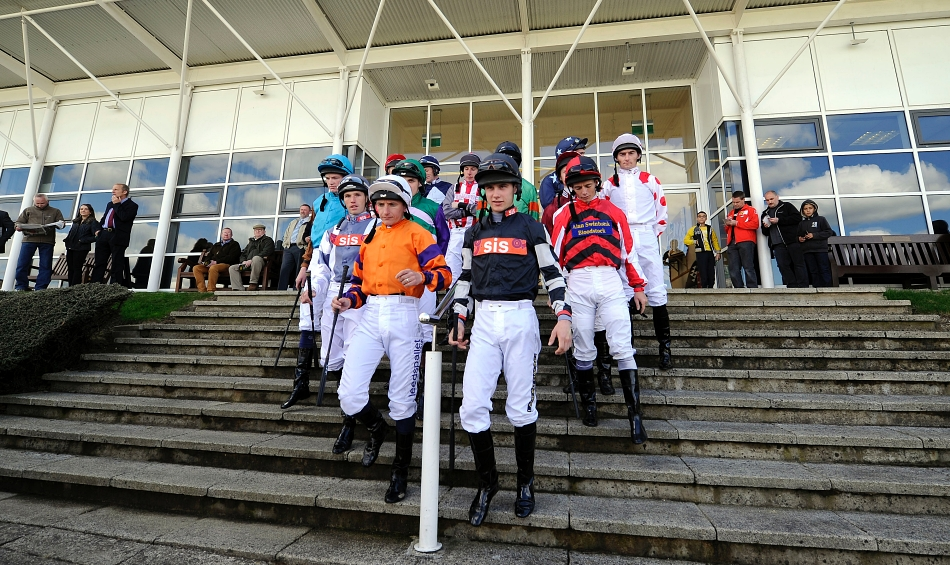 DAQMAN Tue: Jockeys – the A Team