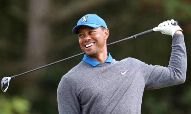 The Top Three Achievements Of Tiger Woods