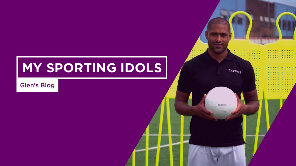 GLEN JOHNSON: My Sporting Idols Growing Up