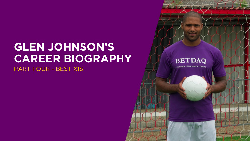 GLEN JOHNSON: Career Biography Part Four