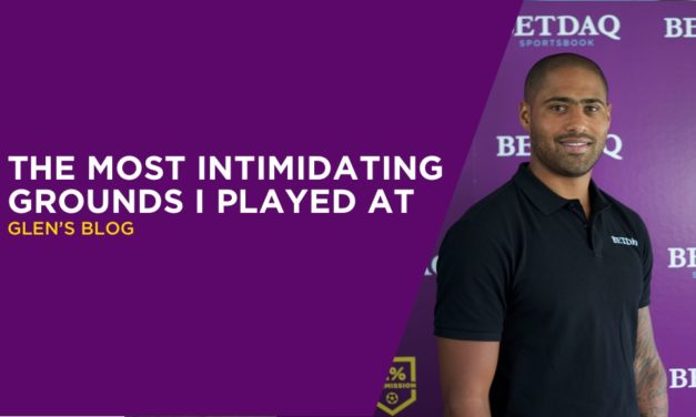 GLEN JOHNSON: The Most Intimidating Grounds I Played At