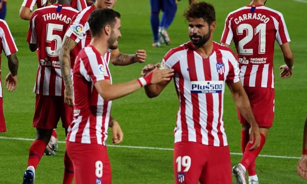 THE ULTRA Fri: ATLETICO MADRID V REAL MALLORCA