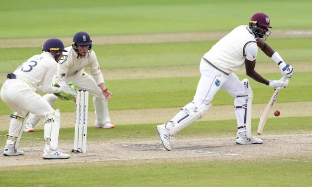 THE EDGE: England v West Indies 3rd Test
