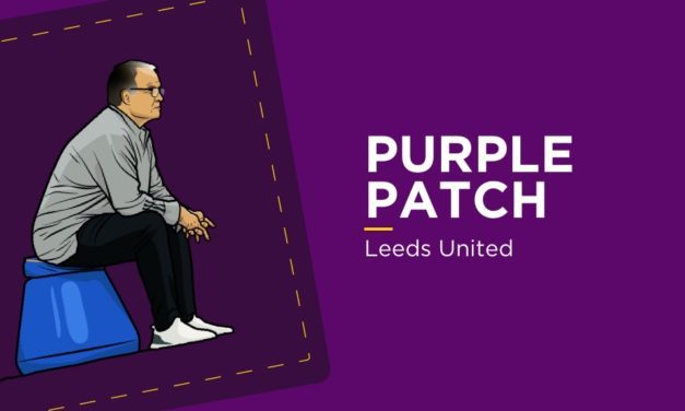 PURPLE PATCH: Leeds United At Home
