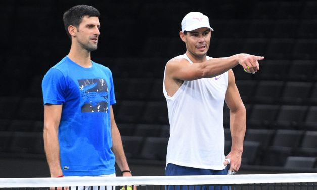 MATCH POINT Sun: Novak Djokovic vs Rafael Nadal