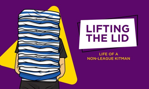 LIFTING THE LID: Life Of  A Non-League Kitman