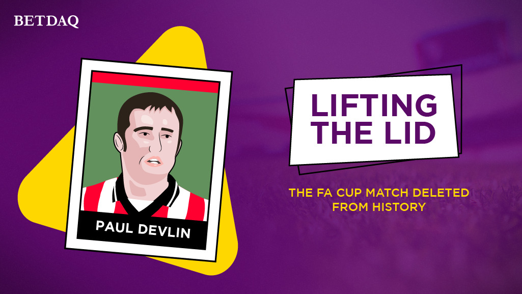 LIFTING THE LID: The FA Cup Match Deleted From History