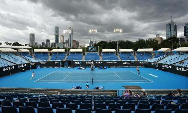 MATCH POINT: Australian Open Men's Preview