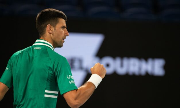 MATCH POINT Sun: Novak Djokovic v Milos Raonic