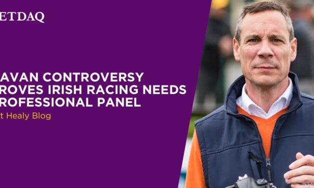 PAT HEALY: Navan Controversy Proves Irish Racing Needs Professional Panel