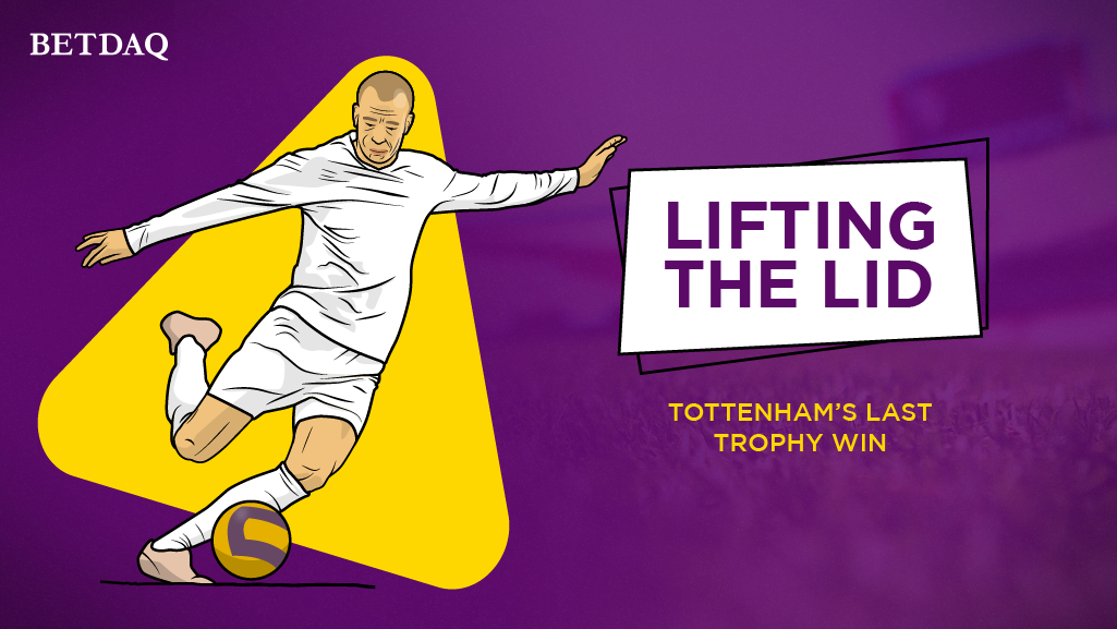 LIFTING THE LID: Tottenham's Last Trophy Win With Alan Hutton