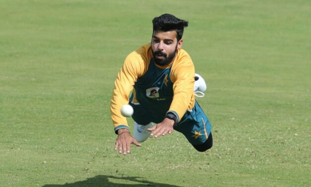 THE EDGE Weds: South Africa v Pakistan 3rd ODI