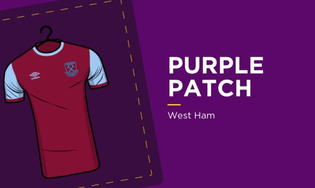 PURPLE PATCH: Hammering home the wins
