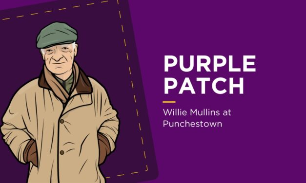 PURPLE PATCH: Willie Mullins At Punchestown