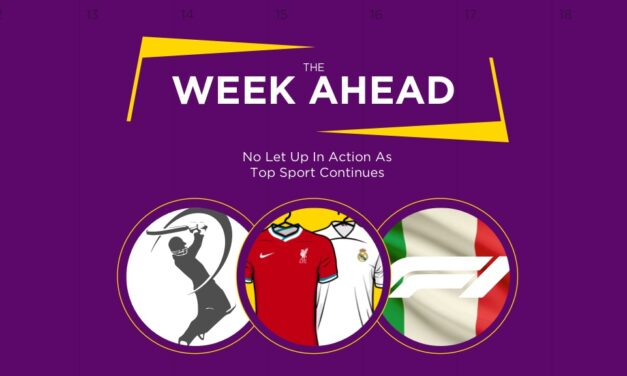 WEEK AHEAD: No Let Up In Action As Top Sport Continues