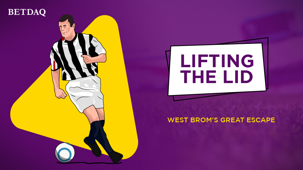 LIFTING THE LID: West Brom's Great Escape With Paul Robinson
