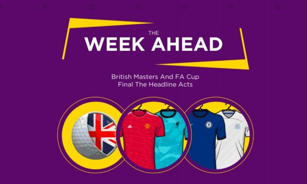 WEEK AHEAD: British Masters And FA Cup Final The Headline Acts