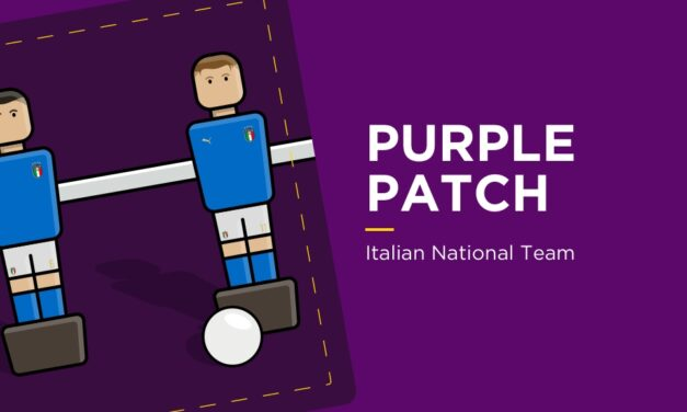 PURPLE PATCH: Italy