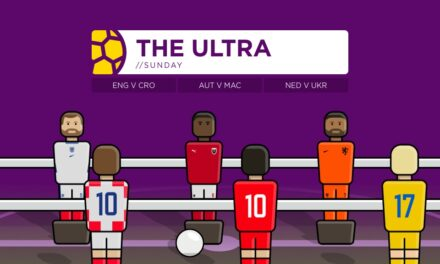 THE ULTRA Euro 2020: Sunday's Matches