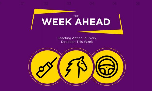 WEEK AHEAD: Sporting Action In Every Direction This Week