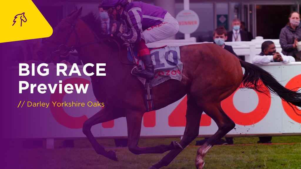 BIG RACE PREVIEW: Darley Yorkshire Oaks