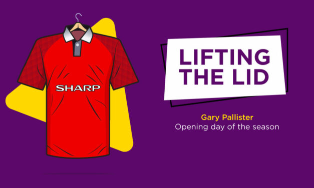 LIFTING THE LID: Opening Day Of The Season With Gary Pallister