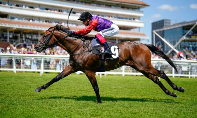 MORNING BRIEF: Can Lusail Outspeed Reach For The Moon In Champagne Stakes?