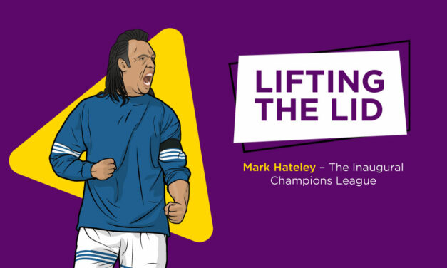 LIFTING THE LID: Mark Hateley On The Inaugural Champions League