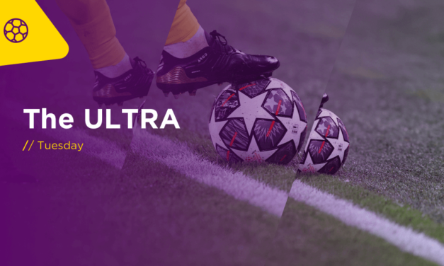 THE ULTRA Tues: World Cup Qualifiers