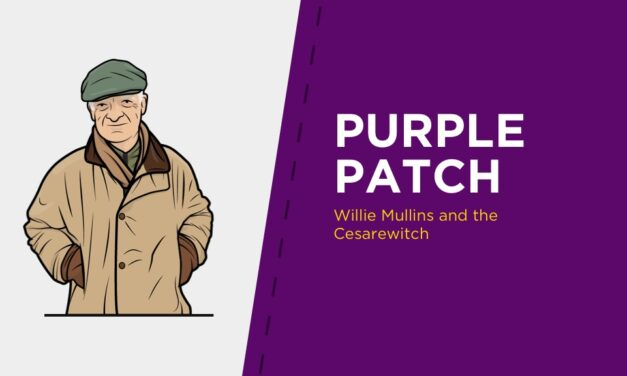 PURPLE PATCH: Willie Mullins And The Cesarewitch